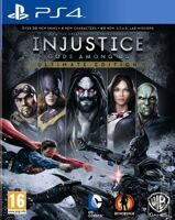 Игра Injustice: Gods Among Us Ultimate Edition (PS4, русская версия)