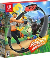 Игра Ring Fit Adventure (Nintendo Switch)