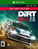 Игра Dirt Rally 2.0 Day 1 Edition (XBOX One, русская версия)