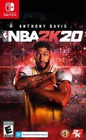 Игра NBA 2K20 (Nintendo Switch)