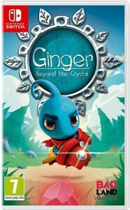 Игра Ginger: Beyond the Crystal (Nintendo Switch, русская версия)