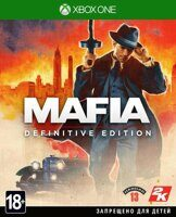 Игра Mafia Definitive Edition (XBOX One, русская версия)