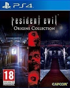 Игра Resident Evil Origins Collection (PS4)