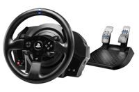 Руль Thrustmaster T300 RS EU Version + Sebastian Loeb Rally Evo (PS4) (с педалями) (PS4/PS3/PC)