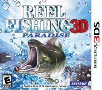 Игра Reel Fishing Paradise (3DS)