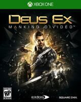Игра Deus Ex: Mankind Divided (XBOX One, русская версия)