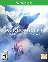 Игра Ace Combat 7: Skies Unknown  (XBOX One, русская версия)