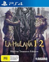 Игра LA-MULANA 1 & 2 Hidden Treasures Edition (PS4)