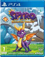 Игра Spyro Trilogy Reignited (PS4)