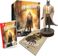 Игра Blacksad: Under The Skin Collectors Edition (Nintendo Switch, русская версия)