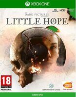 Игра The Dark Pictures Little Hope (XBOX One, русская версия)