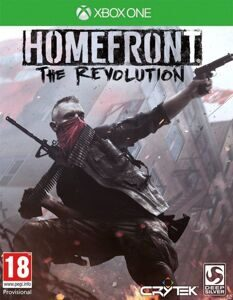 Игра Homefront: The Revolution (XBOX One, русская версия)
