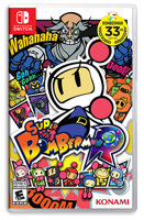 Игра Super Bomberman R (Nintendo Switch, русская версия)