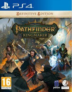 Игра Pathfinder Kingmaker Definitive Edition (PS4, русская версия)