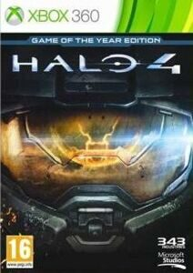 Игра Halo 4: Game of the Year Edition (XBOX 360)
