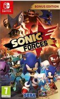 Игра Sonic Forces Bonus Edition (Nintendo Switch, русская версия)