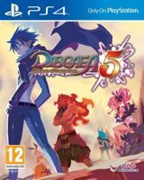 Игра Disgaea 5: Alliance of Vengeance (PS4)