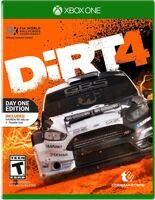 Игра Dirt 4 Day 1 Edition (XBOX One)