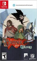 Игра The Banner Saga (Nintendo Switch, русская версия)