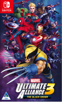 Игра MARVEL ULTIMATE ALLIANCE 3: The Black Order (Nintendo Switch)