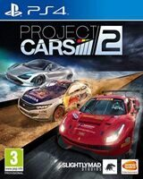 Игра Project CARS 2 (PS4, русская версия)
