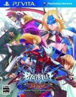 Игра BlazBlue: Continuum Shift EXTEND (PS Vita)