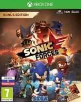 Игра Sonic Forces (Xbox One, русская версия)
