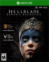 Игра Hellblade: Senua's Sacrifice Retail Edition (XBOX One, русская версия)