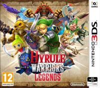 Игра Hyrule Warriors (3DS)