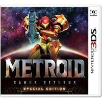 Игра Metroid: Samus Returns (3DS)