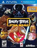 Игра Angry Birds: Star Wars (PS Vita, русская версия)