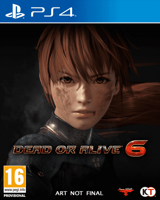 Игра Dead or Alive 6 (PS4, русская версия)