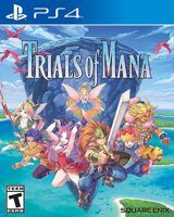 Игра Trials of Mana (PS4)