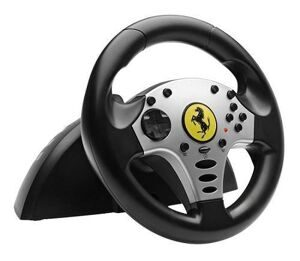 Руль Thrustmaster Ferrari Challenge Wheel (PS3/PC)