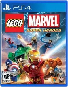 Игра Lego Marvel Super Heroes (PS4)
