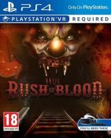 Игра Until Dawn: Rush of Blood (только для PS VR) (PS4, русская версия)