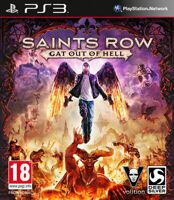 Игра Saints Row: Gat Out of Hell (PS3, русская версия)
