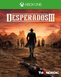 Игра Desperados III (XBOX One, русская версия)