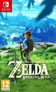 Игра The Legend of Zelda: Breath of the Wild (Nintendo Switch, русская версия)