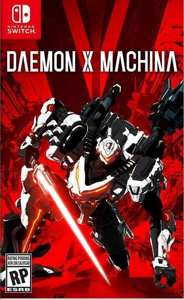 Игра DAEMON X MACHINA Day One Edition (Nintendo Switch)