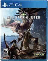 Игра Monster Hunter: World (PS4)