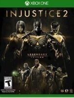 Игра Injustice 2 Legendary Edition (XBOX One, русская версия)