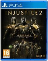 Игра Injustice 2 Legendary Edition  (PS4, русская версия)