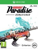 Игра Burnout Paradise Remastered  (XBOX One, русская версия)