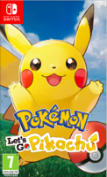 Игра Pokémon: Let's Go, Pikachu! (Nintendo Switch)