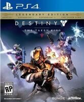 Игра Destiny: The Taken King (PS4)
