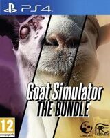 Игра Goat Simulator: The Bundle (PS4)