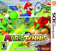 Игра Mario Tennis Open (3DS)