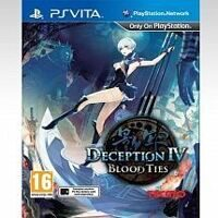 Игра Deception IV: Blood Ties (PS Vita)
