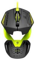 Проводная мышь Mad Catz R.A.T.1 Gaming Mouse (Black/Green) (PC)